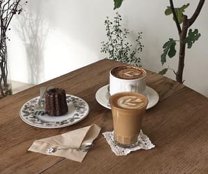 aesthetic, aesthetics, and cake image