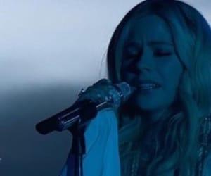 Avril Lavigne, beauty, and jimmy kimmel image