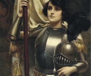 19th century, saint, and joan of arc image