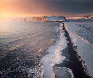 beach, beautiful, and coast image