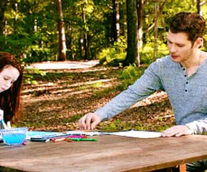 artist, joseph morgan, and ❤ image
