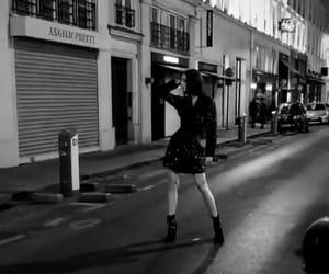 Coco Rocha, model, and street image