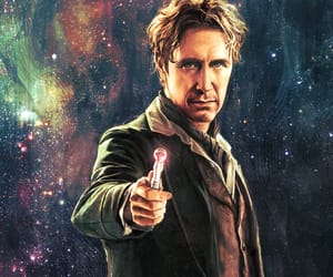 art, color, and dr who image