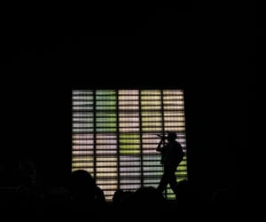 chanteur, concert, and eddy image