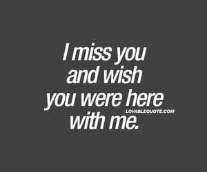 lonely, missing you, and quotes image