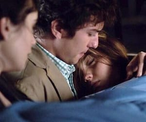 stuck in love, love, and couple image