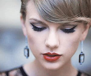 1989, blank space, and gif image