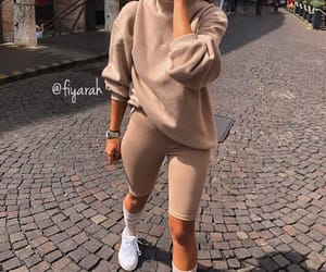 fashion style, luxury luxe nude, and meuf frappe girl image