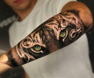 animal and tattoo image