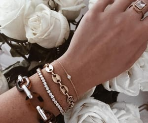 accessories, fashion, and bracelet image