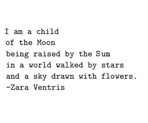 quotes, moon, and child image