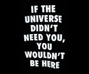 quotes, universe, and motivation image