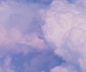 clouds, aesthetic, and header image