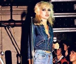 blondie, debbie harry, and rock image