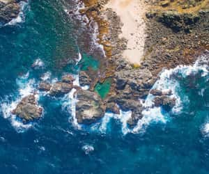 secret, aruba, and swimming hole image