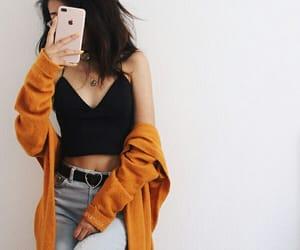 autumn, instagram, and belt image