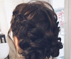 braid, woman, and fashion trends image