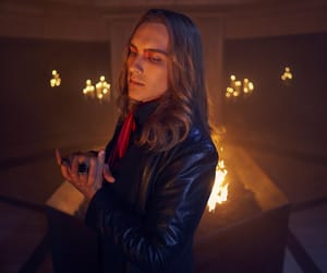 cody fern, ahs, and michael langdon image