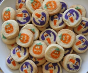 baking, Cookies, and fall image