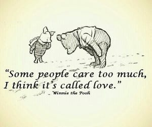 quotes, love, and care image