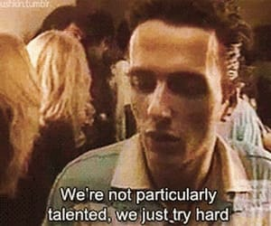 joe strummer, music, and quote image