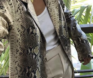 fashion, jacket, and pattern image