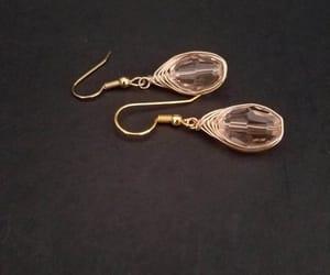 etsy, stundearrings, and wedding earrings image