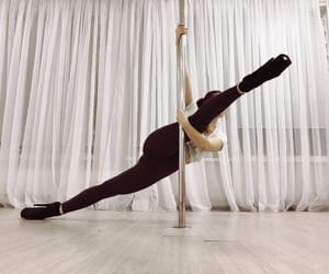 dance, pole, and sport image