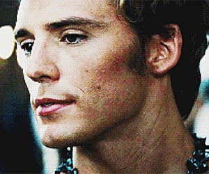gif, suzanne collins, and finnick odair image