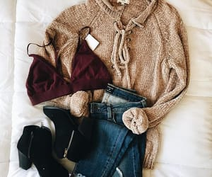 fall, fashion, and hipster image