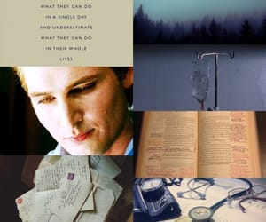aesthetic, book, and Carlisle Cullen image