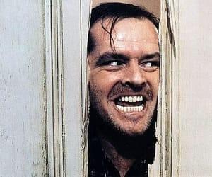 jack nicholson, The Shining, and Stephen King image