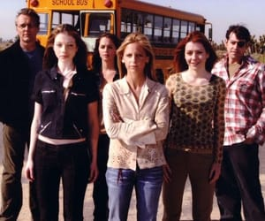 btvs, buffy, and faith image