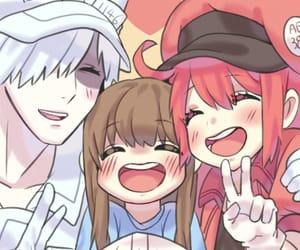 anime girl, fan art, and kawaii image