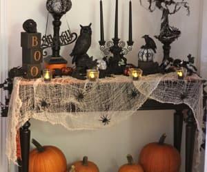 diy, halloween decorating tips, and inspiration image