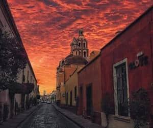 sky, mexico, and queretaro image