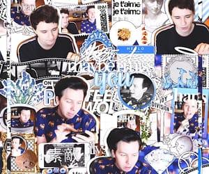 edit, dan and phil, and danisnotonfire image