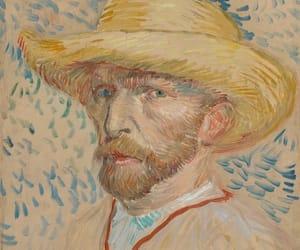 art, painting, and van gogh image
