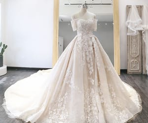 bridal gown, wedding gown, and 2019 image