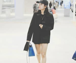 airport, kpop, and kstyle image