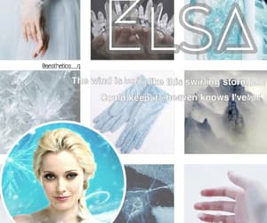aesthetic, disney, and frozen image