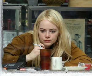 emma stone, series, and maniac image