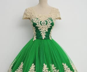 short prom dresses, green homecoming dress, and prom dresses ball gown image
