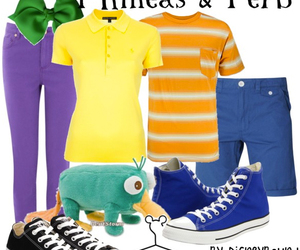 phineas and ferb costume image