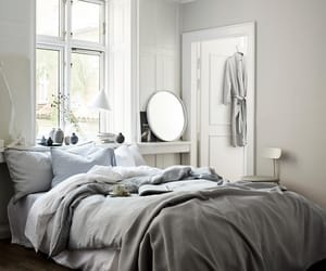 bedroom, inspiration, and home image