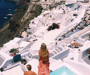 Greece, summer, and beautiful image