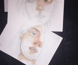 art, arts, and face image