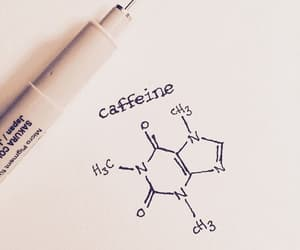caffeine and chemistry image