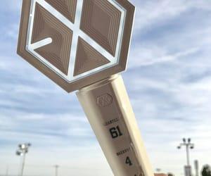exo, kpop, and lightstick image