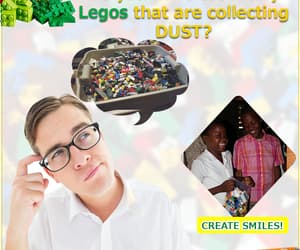 donate legos, are legos recyclable, and lego recycling image